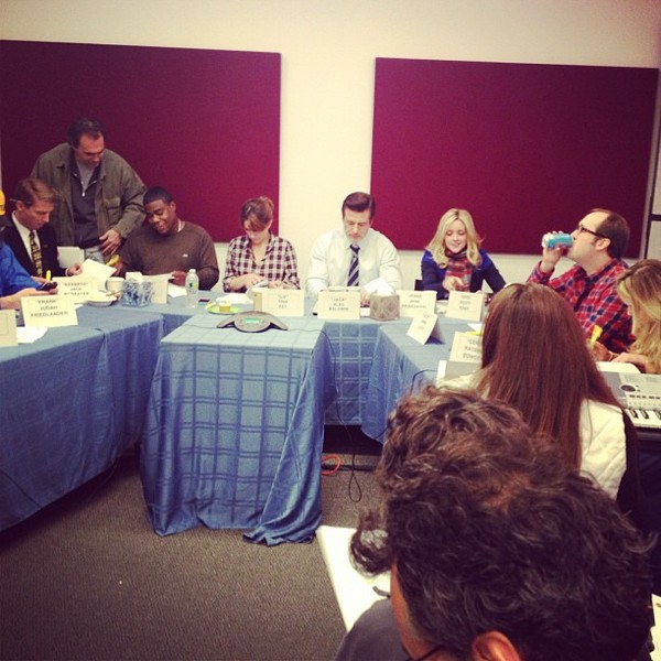 Final Table Read